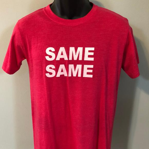 Vintage Other - Same Same But Different Shirt James Franco Funny